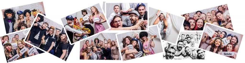Fotokoutek na akci a oslavu
